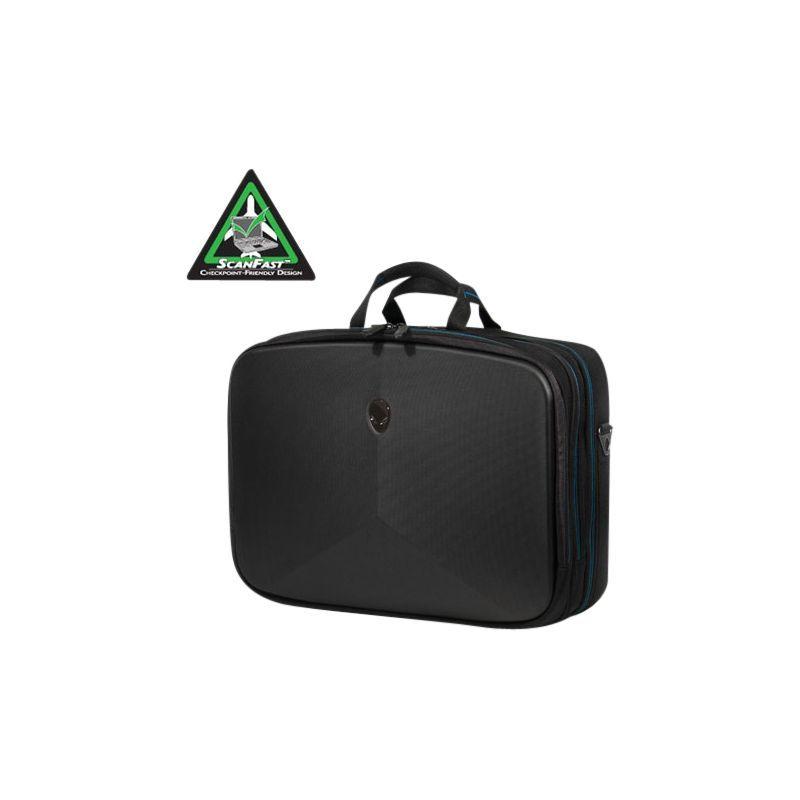 モバイルエッジ メンズ スーツケース バッグ Alienware Vindicator 13 Laptop Case Black/Blue