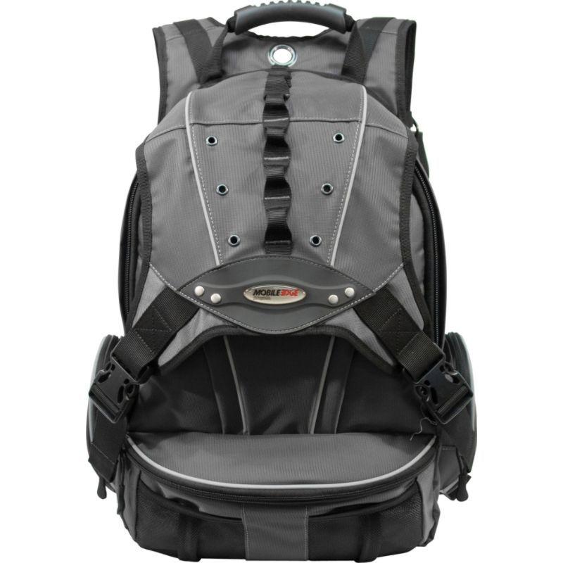 モバイルエッジ メンズ スーツケース バッグ Graphite Premium 17.3 Laptop/Tablet Backpack Graphite
