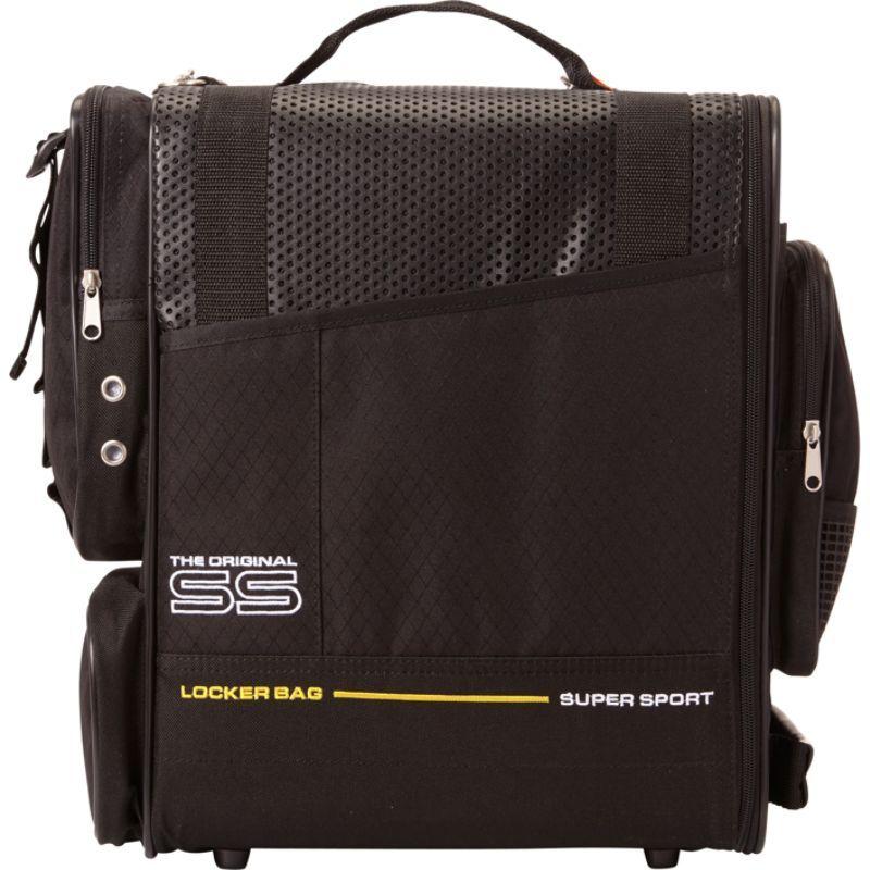 オギオ メンズ ボストンバッグ バッグ Locker Bag Black