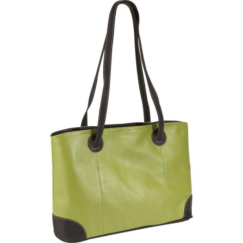 ピエール メンズ スーツケース バッグ Ladies Laptop Tote Apple/Black