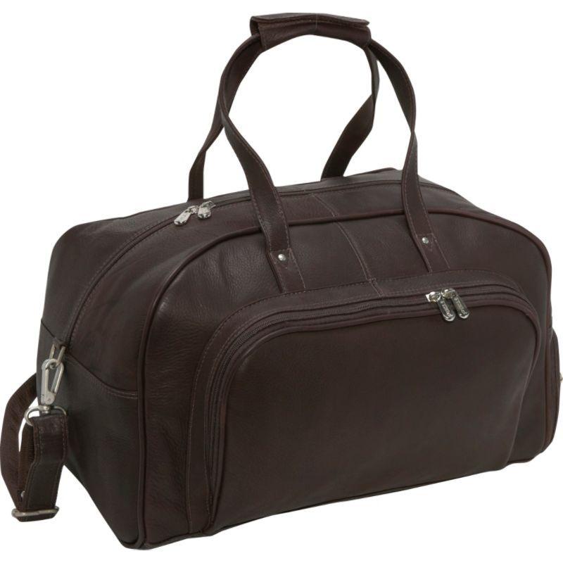 ピエール メンズ スーツケース バッグ Deluxe Carry-On Duffel Chocolate