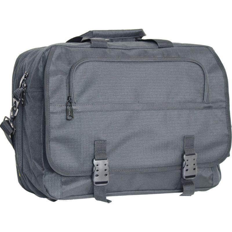ネットパック メンズ スーツケース バッグ Checkpoint Friendly Computer Bag Black
