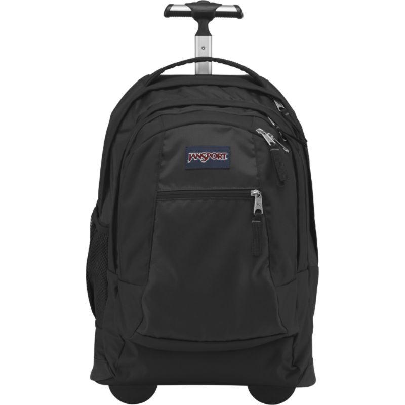 ジャンスポーツ メンズ バックパック・リュックサック バッグ Driver 8 Rolling Backpack Black