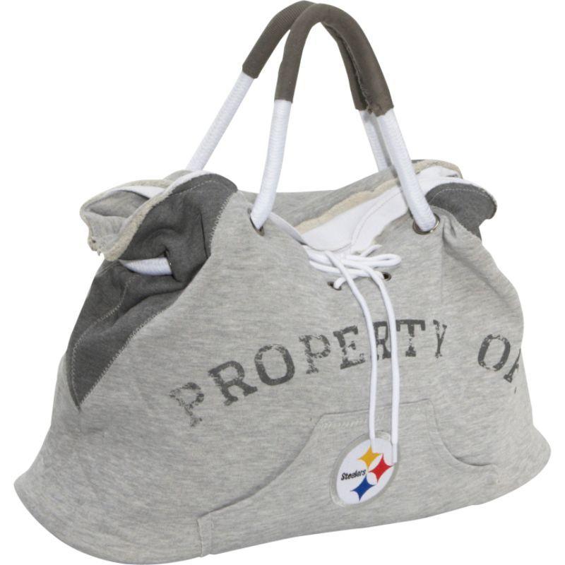 リトルアース メンズ トートバッグ バッグ Hoodie Tote - NFL Teams Pittsburgh Steelers