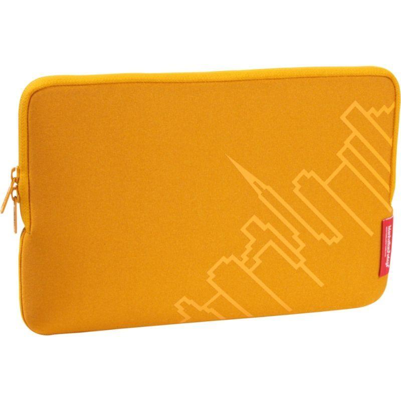 マンハッタンポーテージ メンズ スーツケース バッグ MacBook Air Skyline Sleeve (11) Orange