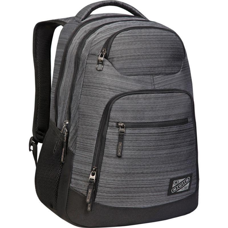 オギオ メンズ スーツケース バッグ Tribune 17 Laptop Backpack Noise