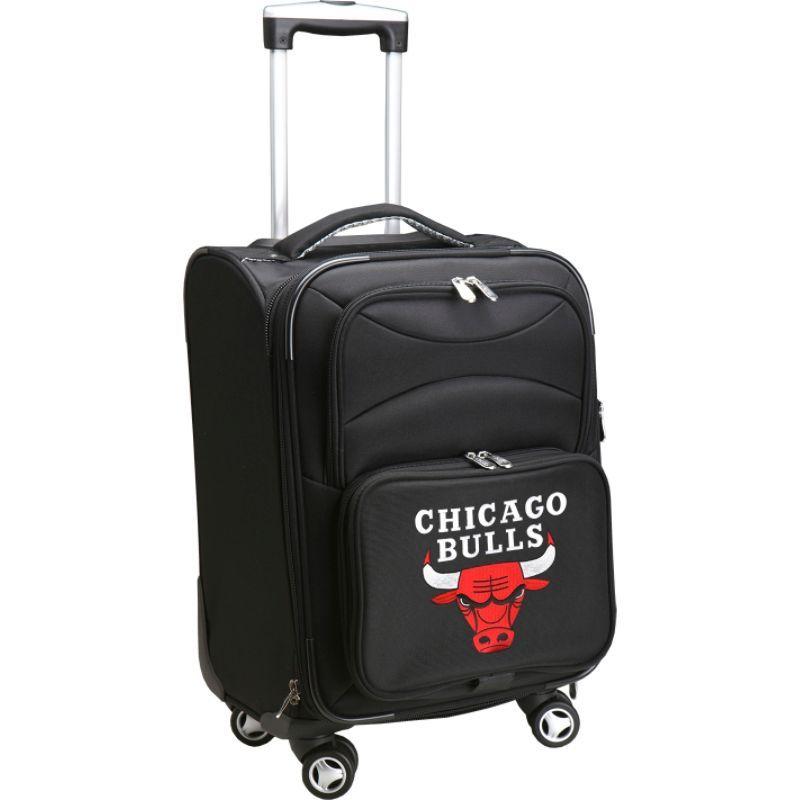 デンコスポーツ メンズ スーツケース バッグ NBA 20 Domestic Carry-On Spinner Chicago Bulls