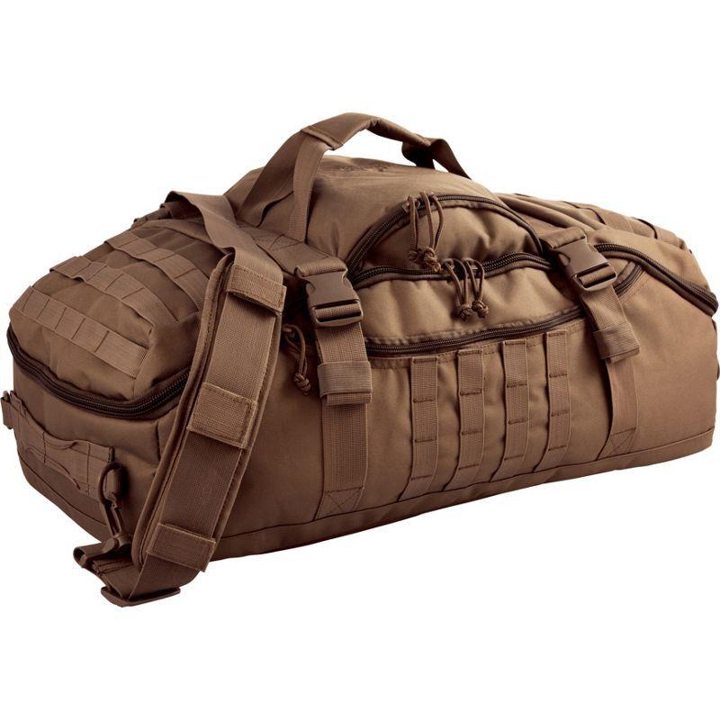 レッドロックアウトドアギア メンズ ボストンバッグ バッグ Traveler Duffle Bag Dark Earth