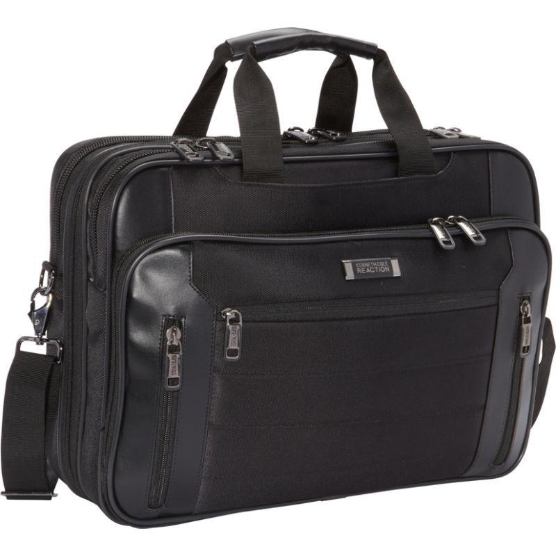 ケネスコール メンズ スーツケース バッグ An Easy Decision Laptop Bag Black
