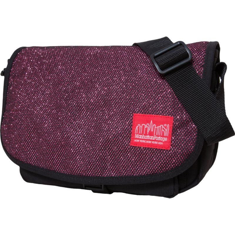 マンハッタンポーテージ メンズ ショルダーバッグ バッグ Midnight Sohobo Bag (SM) VER2 Burgundy