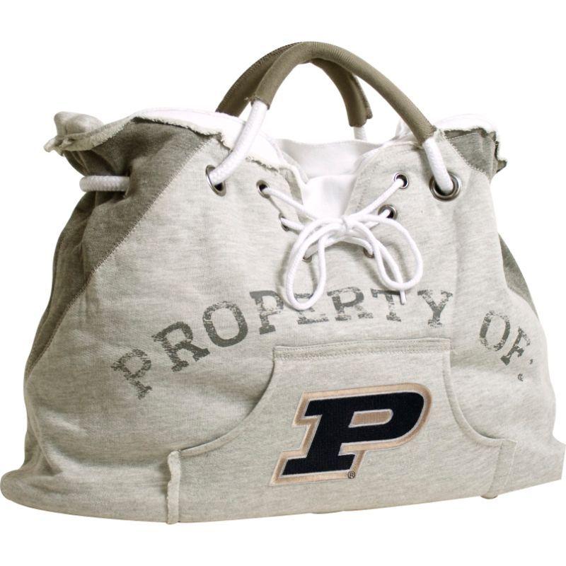 リトルアース メンズ トートバッグ バッグ Hoodie Tote - Big Ten Teams Purdue University