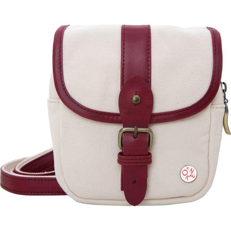 トーケン メンズ ショルダーバッグ バッグ Ft. Greene Organic Shoulder Bag Red