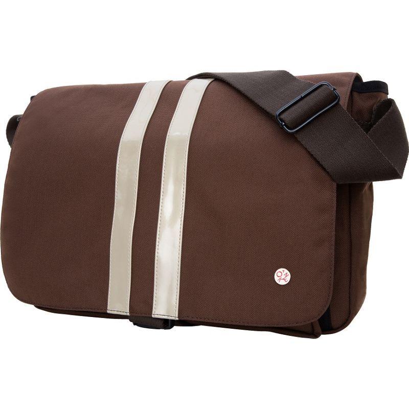 トーケン メンズ ショルダーバッグ バッグ Murray Shoulder Bag (L) Dark Brown