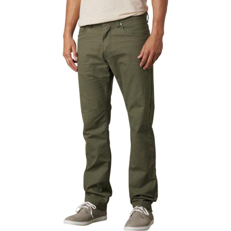 プラーナ メンズ カジュアルパンツ ボトムス Tucson Slim Fit Pants - 30 Inseam Charcoal