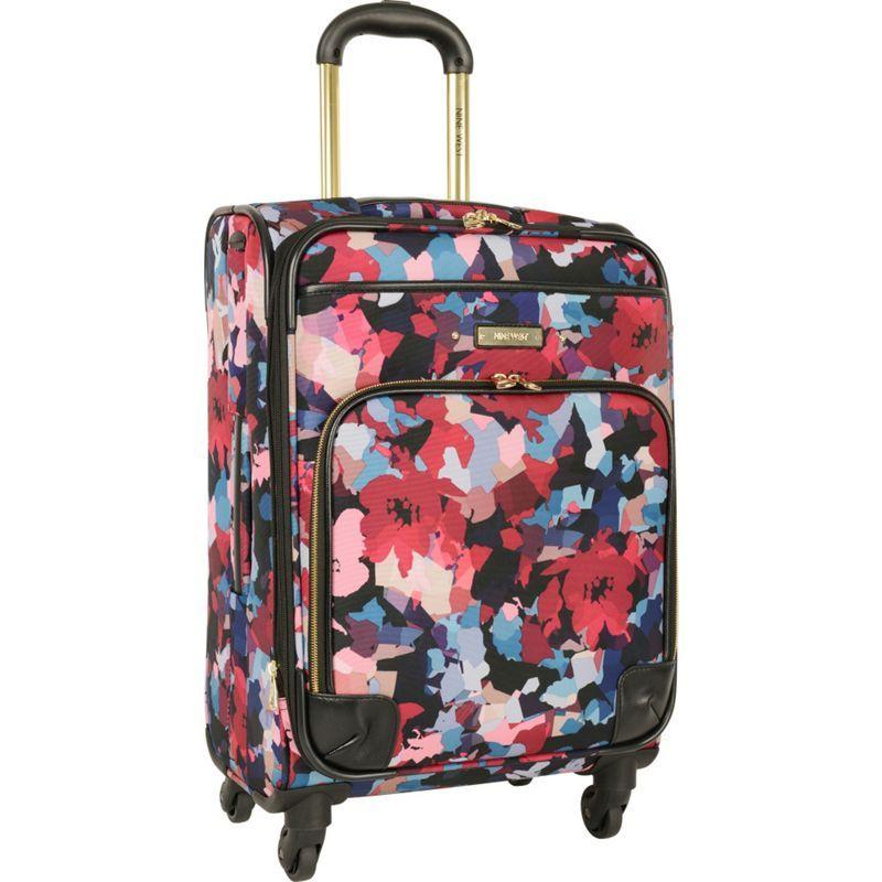 ナインウェスト メンズ スーツケース バッグ Arieana 20 Expandable Spinner Multi Floral