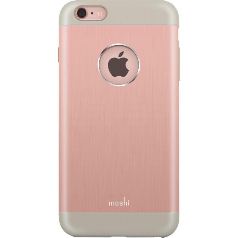モシ メンズ PC・モバイルギア アクセサリー iGlaze Armour iPhone 6 Plus Phone Case Rose Gold