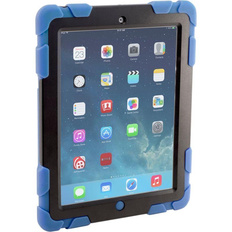 デバイスウェア メンズ PC・モバイルギア アクセサリー Caseiopeia Keep Safe iPad 2/3/4 Case Blue