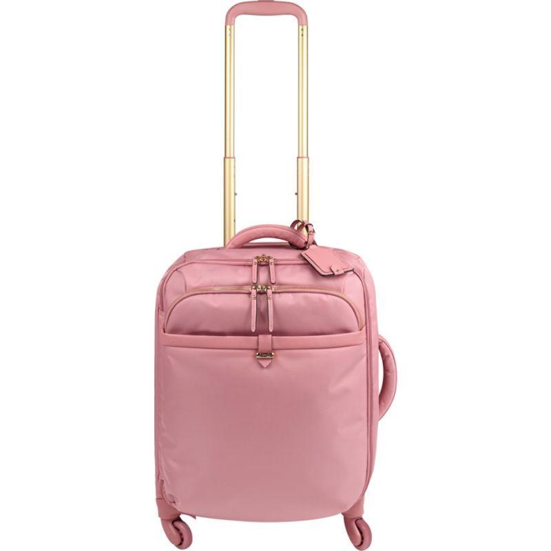 リパルトパリ メンズ スーツケース バッグ Plume Avenue 20 Carry-On Spinner Azalea Pink