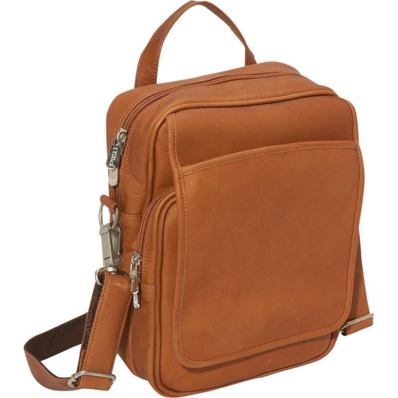 ピエール メンズ ショルダーバッグ バッグ Traveler's Men's Bag Saddle