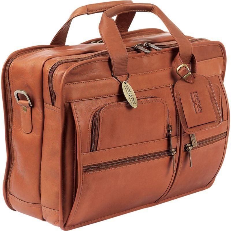 クレアーチャイス メンズ スーツケース バッグ Executive Briefcase Saddle