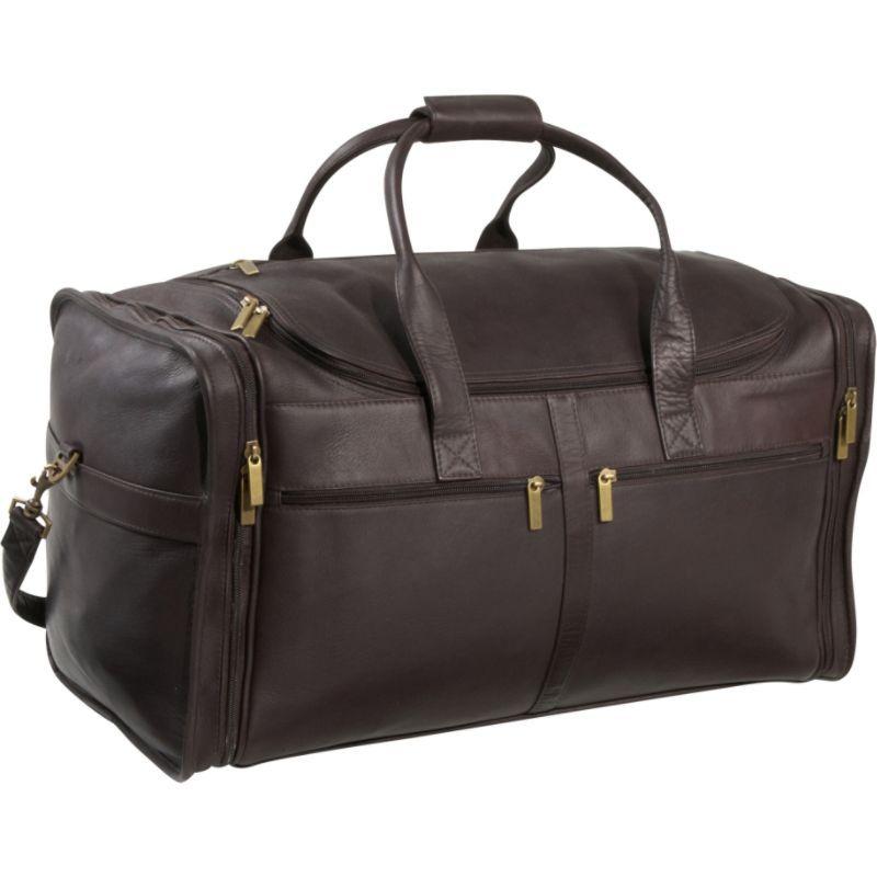 ルドネレザー メンズ スーツケース バッグ Classic Cabin Duffel Cafe