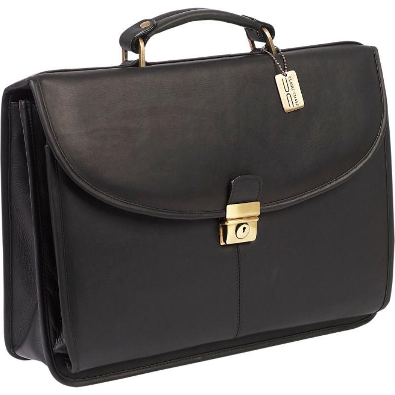 クレアーチャイス メンズ スーツケース バッグ Lawyers Briefcase Black