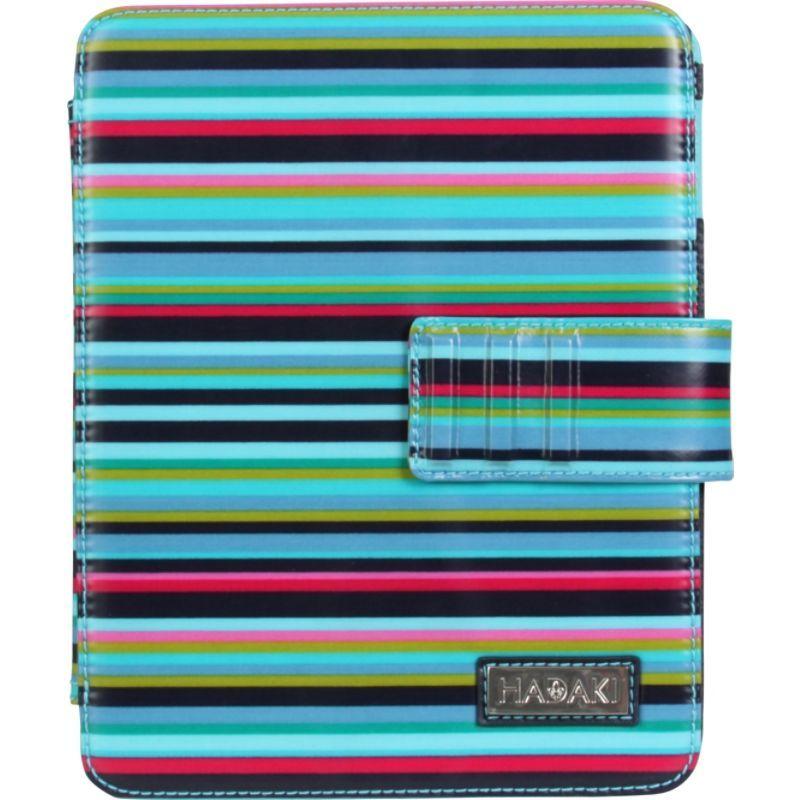 ハダキ メンズ PC・モバイルギア アクセサリー Nylon iPad Wrap Dixie Stripes