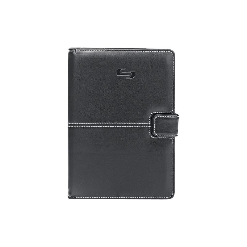 ソロ メンズ PC・モバイルギア アクセサリー Summit Universal Tablet Case, fits tablets 5.5 up to 8.5 Black