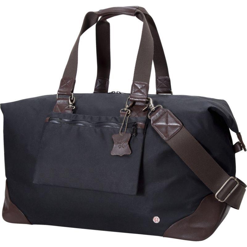 トーケン メンズ スーツケース バッグ Lafayette Waxed Duffel Bag Black