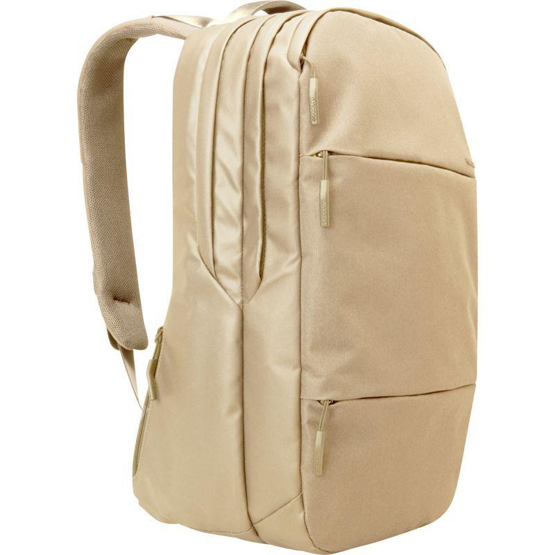 インケース メンズ スーツケース バッグ City Collection Backpack Dark Khaki