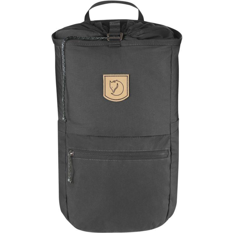 フェールラーベン メンズ バックパック・リュックサック バッグ High Coast 18 Backpack Dark Grey