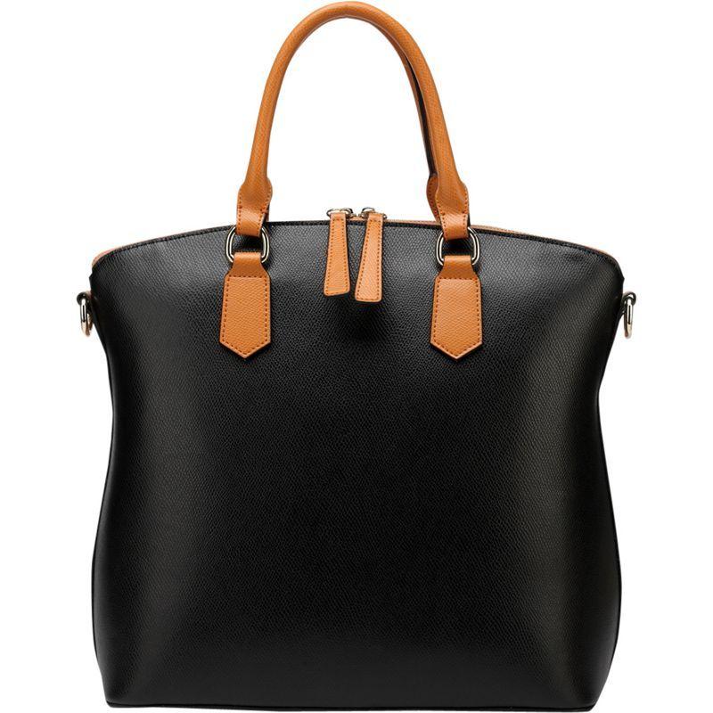 ビンセンゾレザー メンズ トートバッグ バッグ メンズ トートバッグ Delicio Leather Delicio Top Handle Black, 大豆パンとスイーツの店 糖限郷:8216ec3c --- awardsame.club