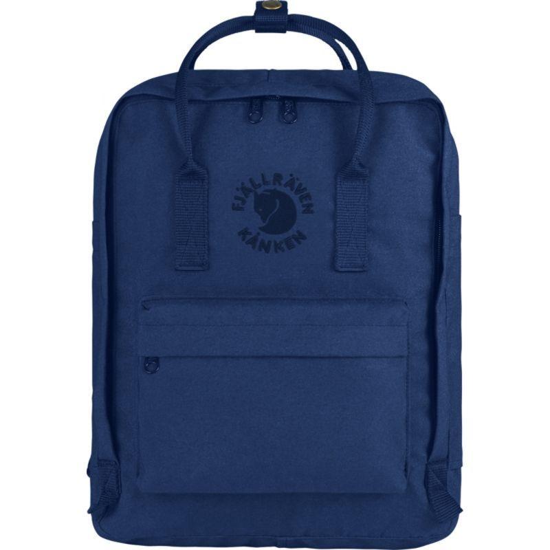 フェールラーベン メンズ バックパック・リュックサック バッグ Re-Kanken Backpack Midnight Blue