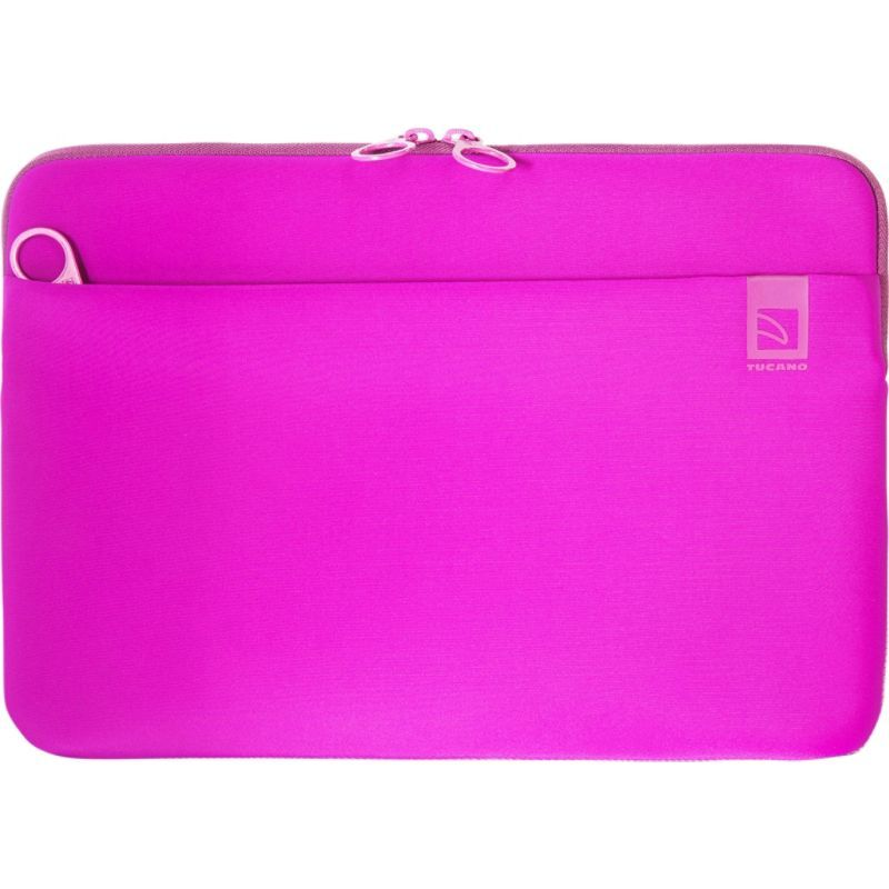 ツカーノ メンズ スーツケース バッグ Top Sleeve MacBook Pro Retina with Touchbar 13 Fuchsia