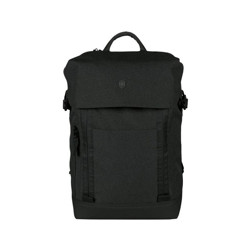 ビクトリノックス メンズ スーツケース バッグ Altmont Classic Deluxe Flapover Laptop Backpack Black