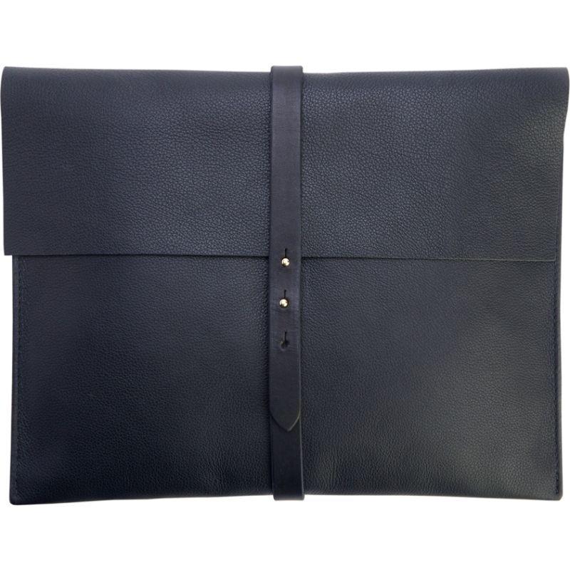 ロイスレザー メンズ PC・モバイルギア アクセサリー American Leather Pebble Grain 13 Laptop Sleeve Black