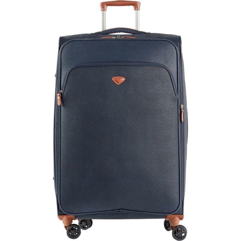 ジャンプ メンズ スーツケース バッグ Uppsala Large Expandable Spinner Suitcase Navy