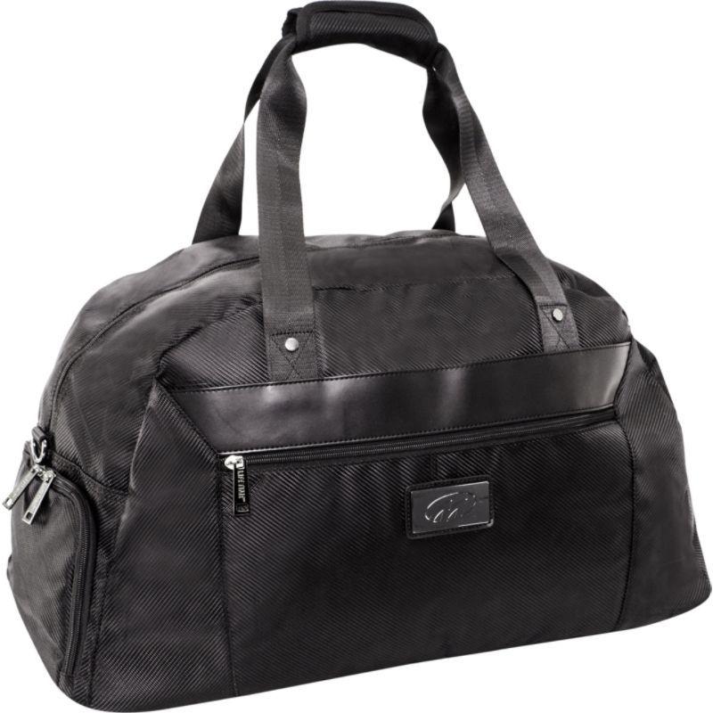 マックレイン メンズ ボストンバッグ バッグ Peyton Nylon Duffel Bag Black