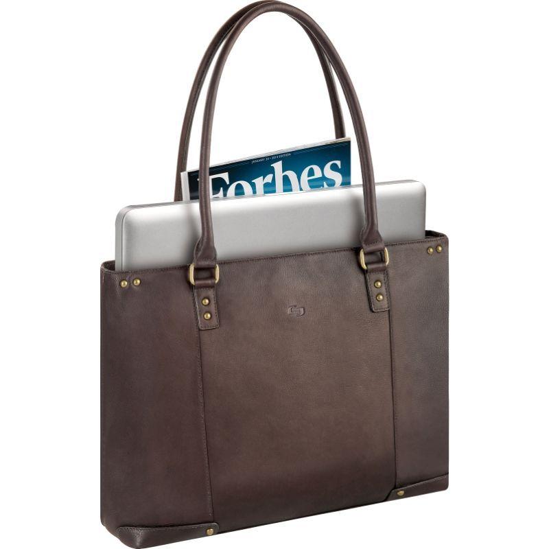 ソロ メンズ スーツケース バッグ Premium Leather 15.6 15.6 Laptop Carryall Leather スーツケース Espresso, WSTANDARD:46b50b1a --- acessoverde.com