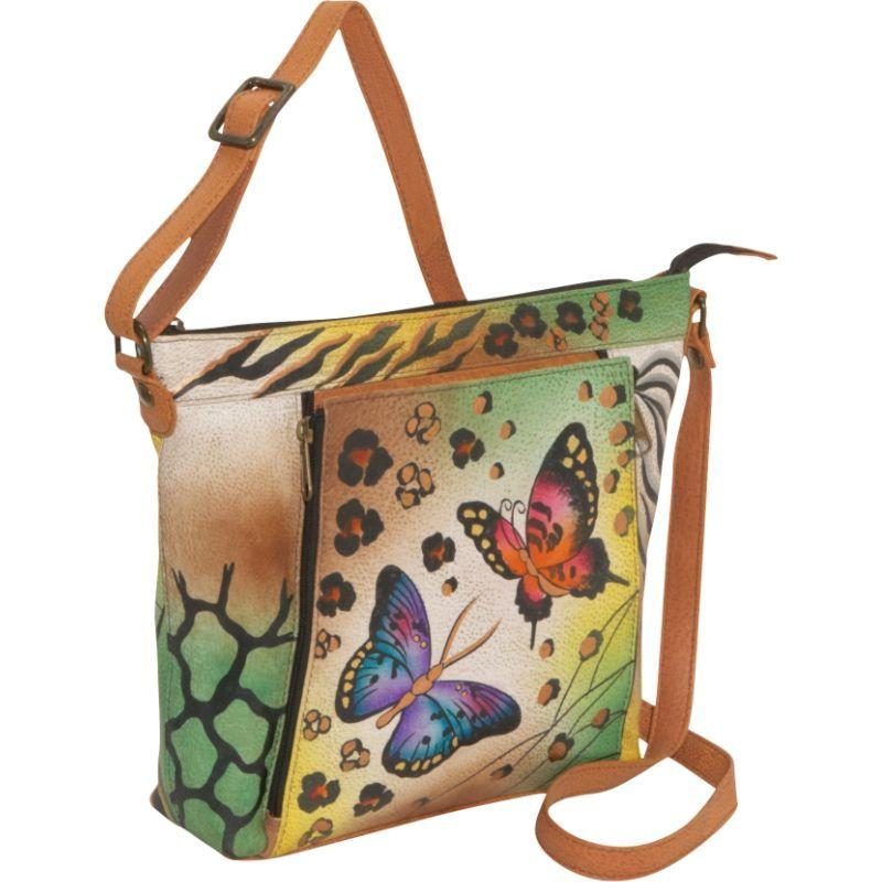 アンナバイアナシュカ メンズ ボディバッグ・ウエストポーチ バッグ Medium Travel Organizer - Animal Butterfly Animal Butterfly