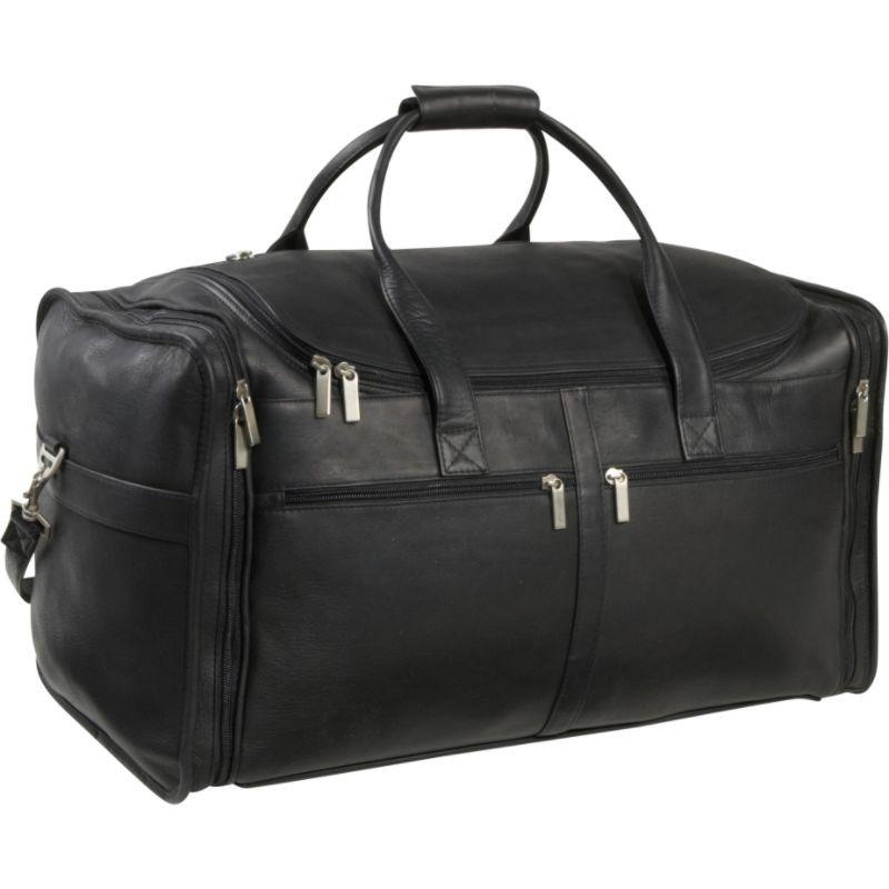 ルドネレザー メンズ スーツケース バッグ Classic Cabin Duffel Black