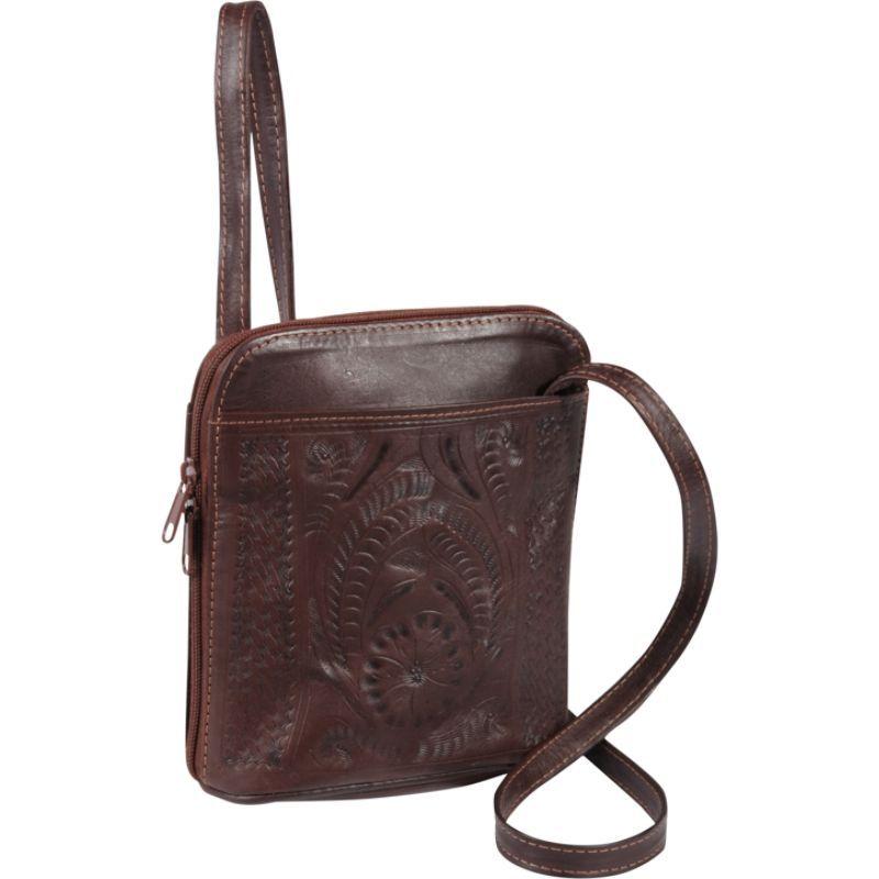 ロピンウェスト メンズ ボディバッグ・ウエストポーチ バッグ Cross-body bag Brown