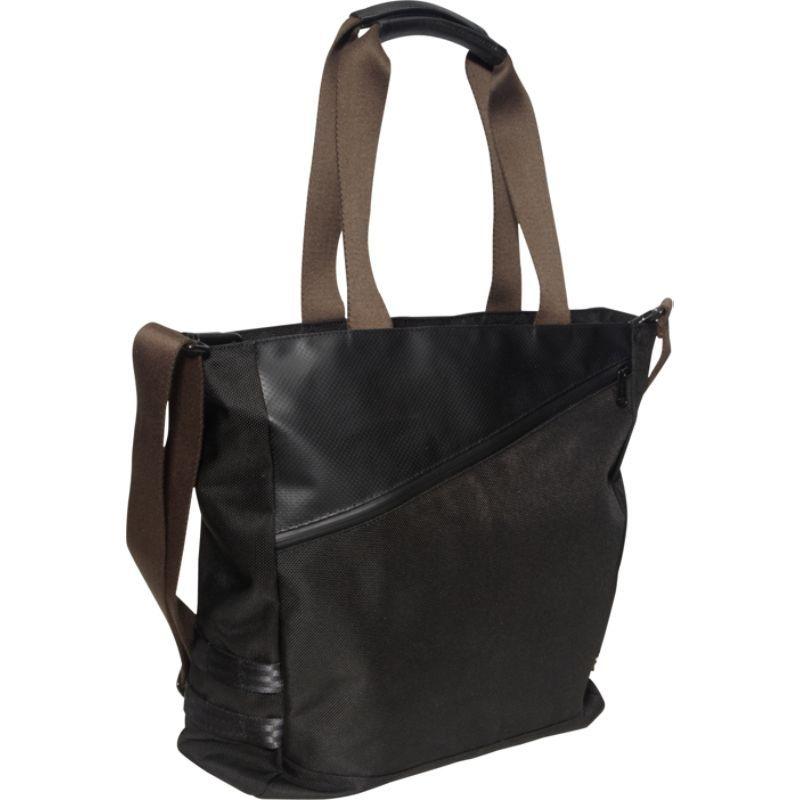 トーケン メンズ スーツケース バッグ Grand Army Tote Bag Black