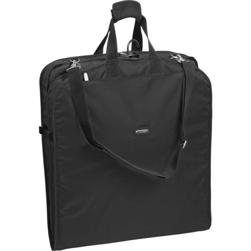 ウォーリーバッグ メンズ スーツケース バッグ 45 Large Shoulder Strap Garment Bag Black