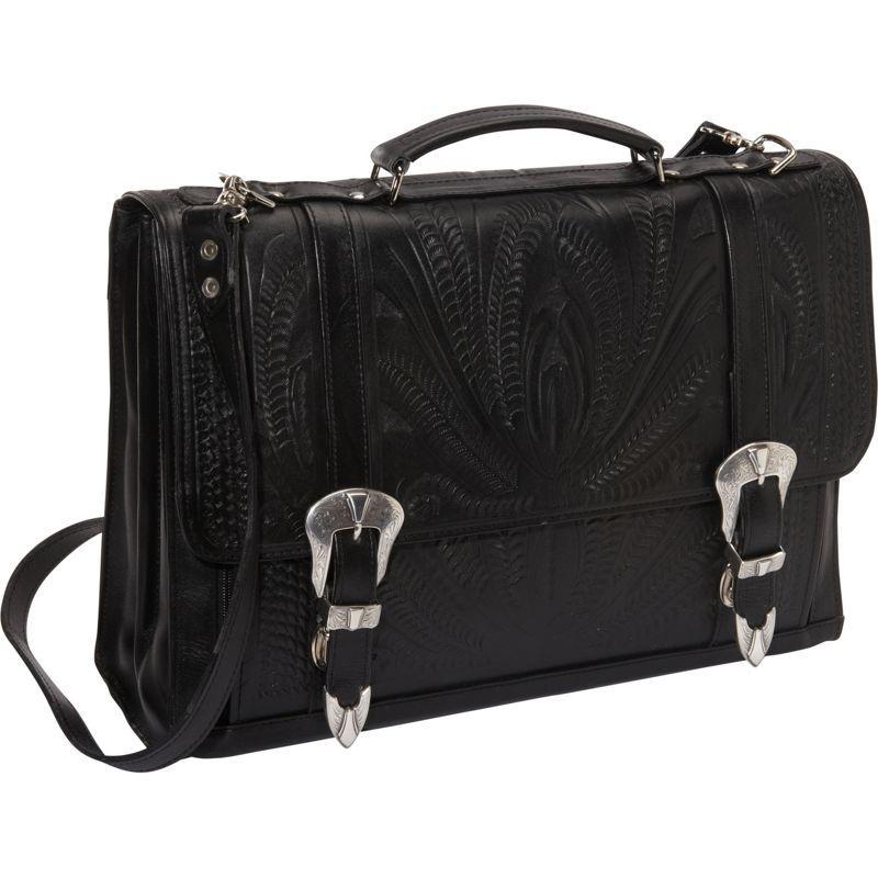 ロピンウェスト メンズ スーツケース バッグ Briefcase Black