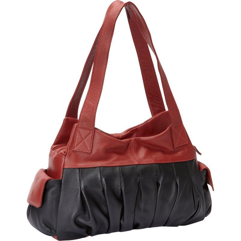 ジェイピーオースアンドシー メンズ ショルダーバッグ バッグ Asbury Berry Red/Black
