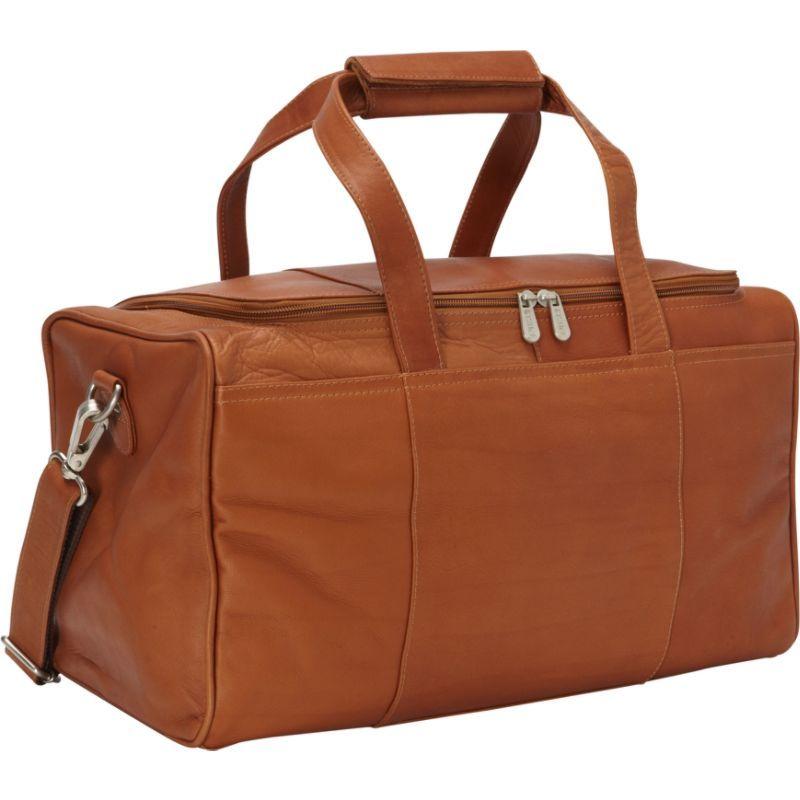 ピエール メンズ スーツケース バッグ Travelers Select XS Duffel Bag Saddle