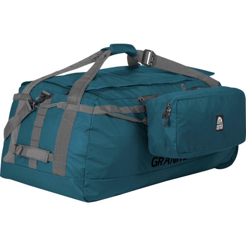 グラナイトギア メンズ スーツケース バッグ 30-inch Wheeled Packable Duffel Large Basalt/Flint