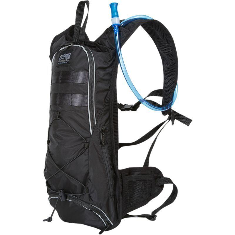 マンハッタンポーテージ メンズ バックパック・リュックサック バッグ Central Park Reservoir Backpack Black