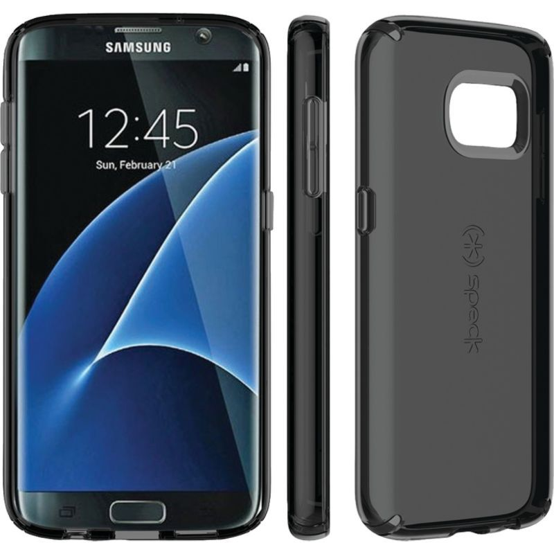 スペック メンズ PC・モバイルギア アクセサリー Samsung Galaxy S 7 Candyshell Case Onyx Black Matte
